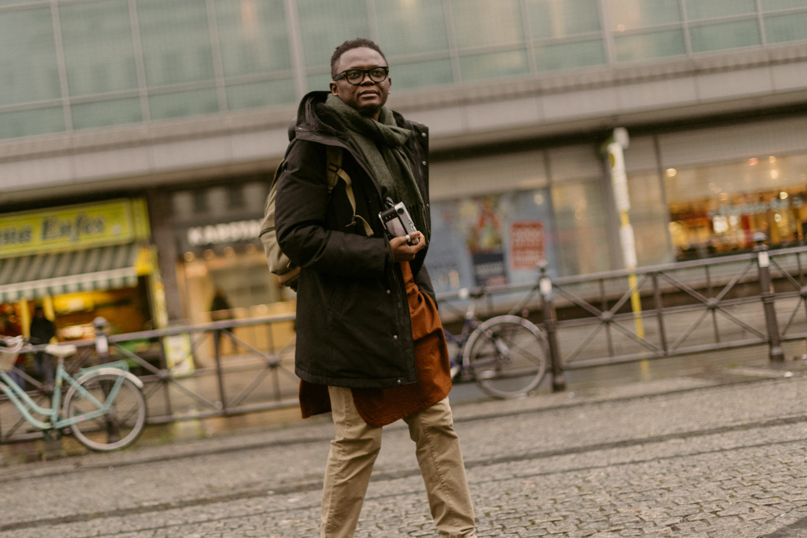 Emeka Okereke on countering Western hegemony through trans-African exchange