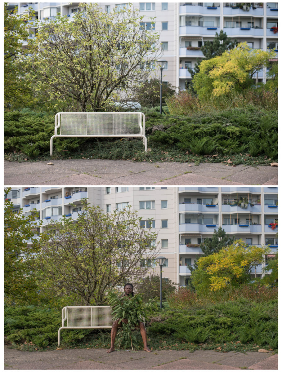 (EN) Looking Out (Diptych), Marzahn - Berlin, 2014, from the series 'Exploring a Void'