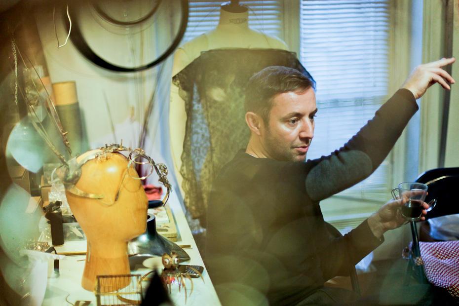 Freunde von Freunden — Erik Halley — Accessory Designer, Studio, Paris — http://www.freundevonfreunden.com/interviews/erik-halley/