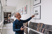 Erik Spiekermann for  Vitra