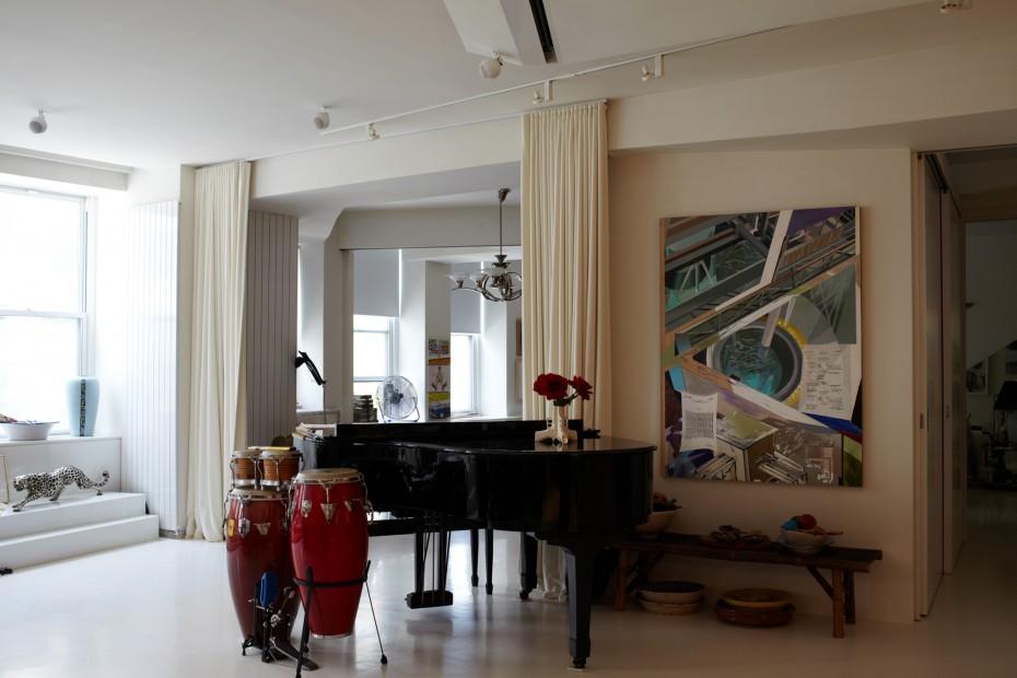 Freunde von Freunden — Fabienne Abrecht — Chairwoman, Apartment, West Village, New York — http://www.freundevonfreunden.com/interviews/fabienne-abrecht/