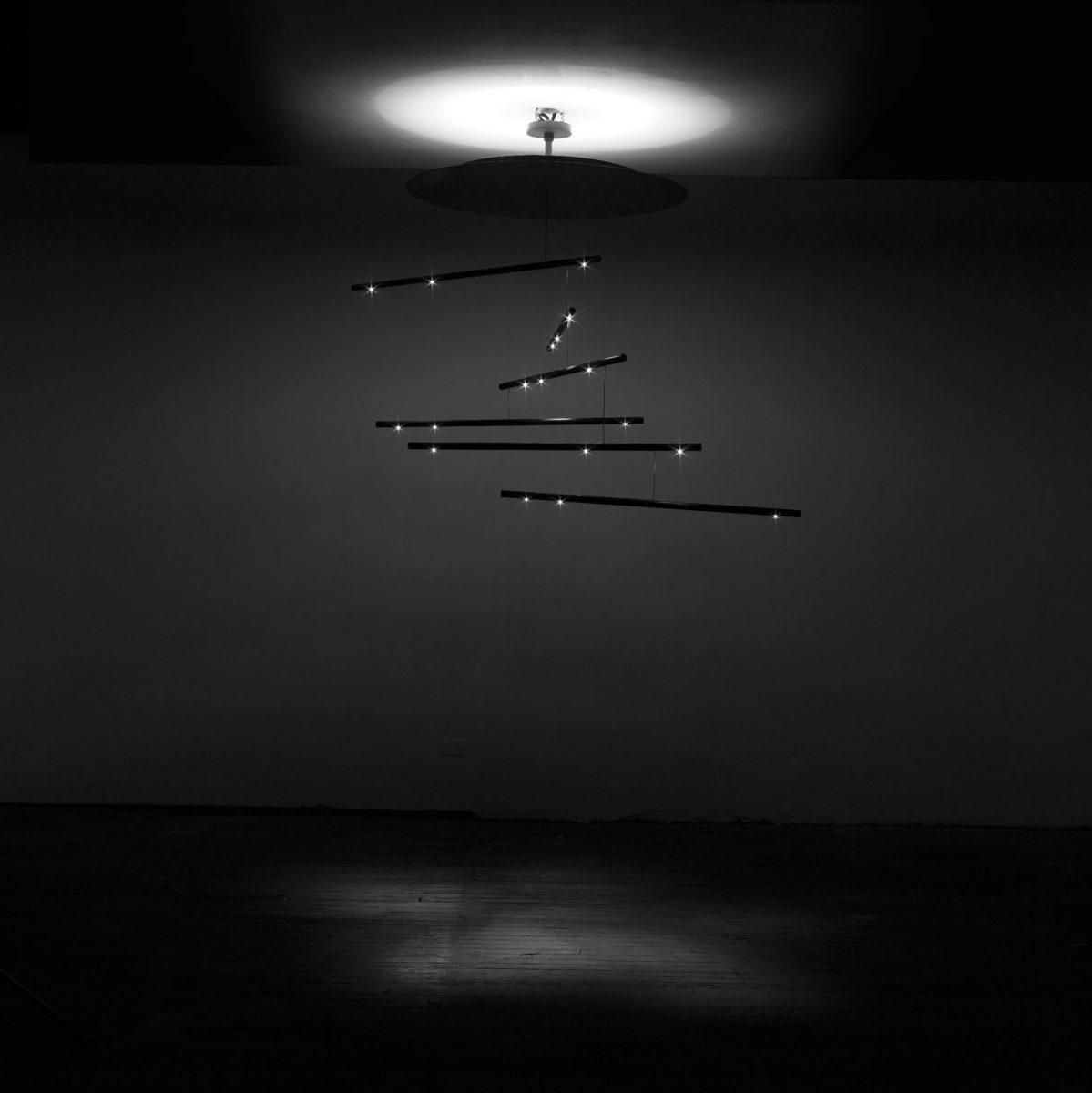 Lume Chandelier, Photo: Volume Gallery