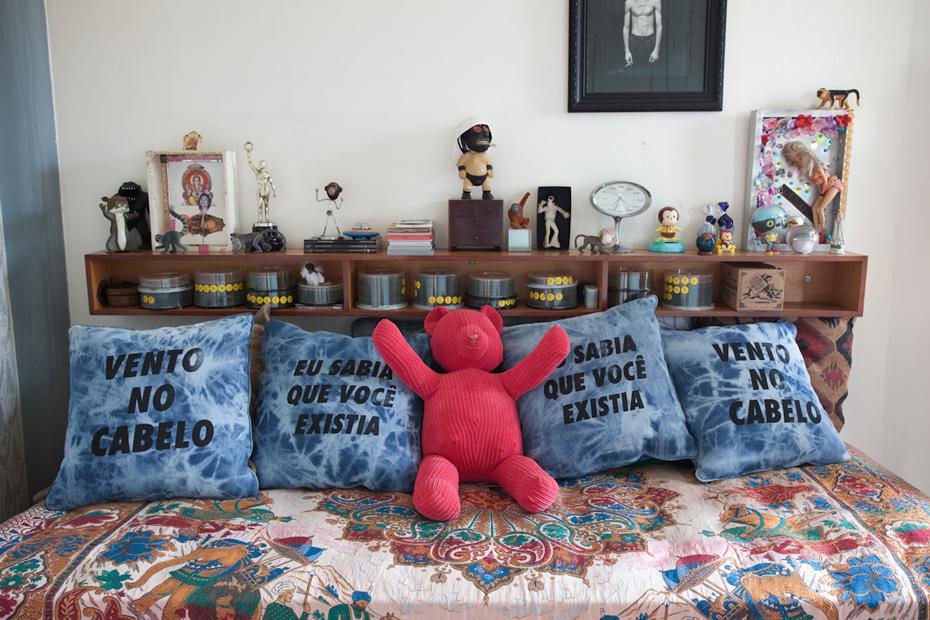 Freunde von Freunden — Felipe Morozini — Artist, Apartment, São Paulo — http://www.freundevonfreunden.com/pt/interviews/felipe-morozini/