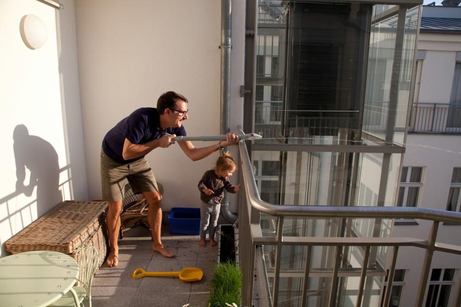 Freunde von Freunden — (English) Felix Petersen — Entrepreneur, Apartment, Mitte, Berlin —