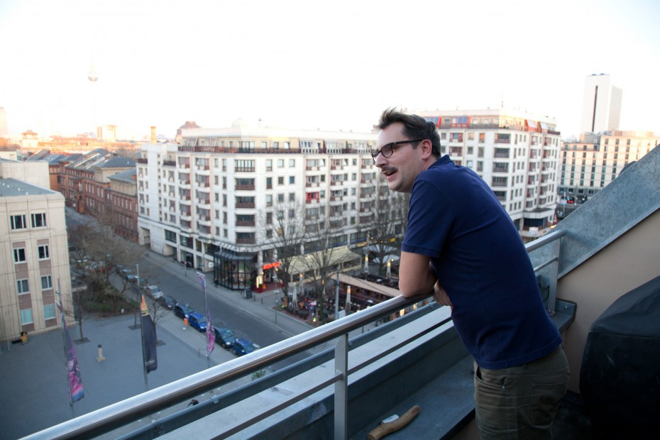Freunde von Freunden — Felix Petersen — Entrepreneur, Apartment, Mitte, Berlin — http://www.freundevonfreunden.com/interviews/felix-petersen/