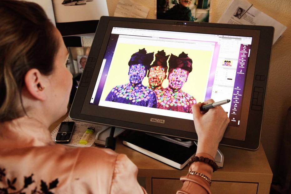 Freunde von Freunden — Fiona Cribben — Fashion Designer, Apartment, Vesturbæjar, Reykjavík — http://www.freundevonfreunden.com/interviews/fiona-cribben/