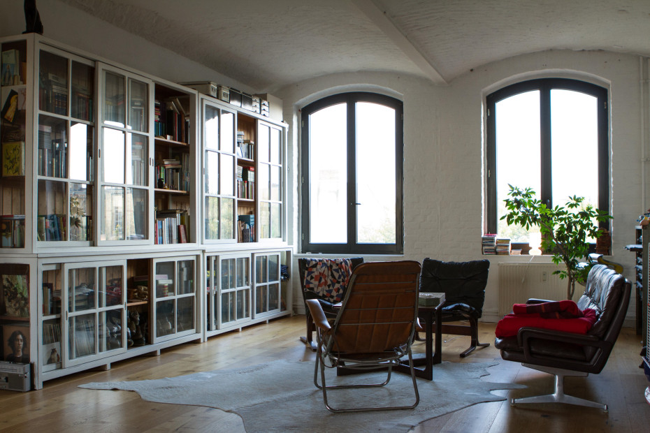 Freunde von Freunden — Fons Hickmann — Designer and Professor, Apartment & Agency, Kreuzberg, Berlin — http://www.freundevonfreunden.com/interviews/fons-hickmann/