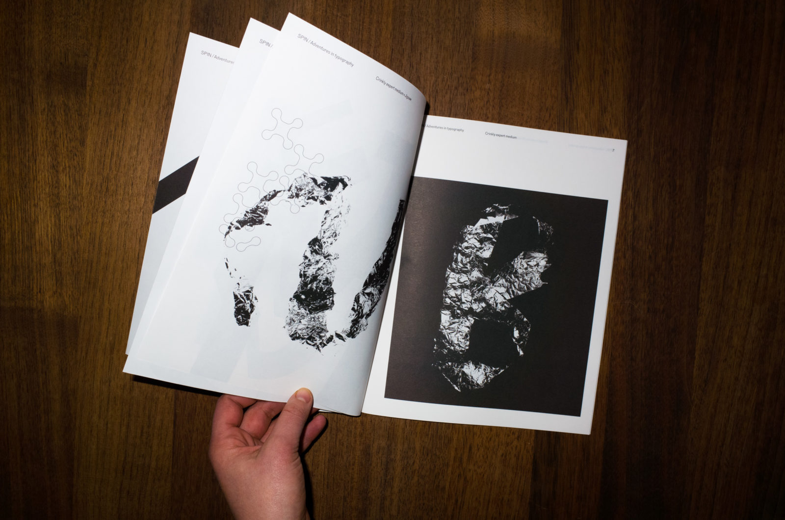 Crinkly expert medium + Jigsaw (left) Crinkly expert medium (right)