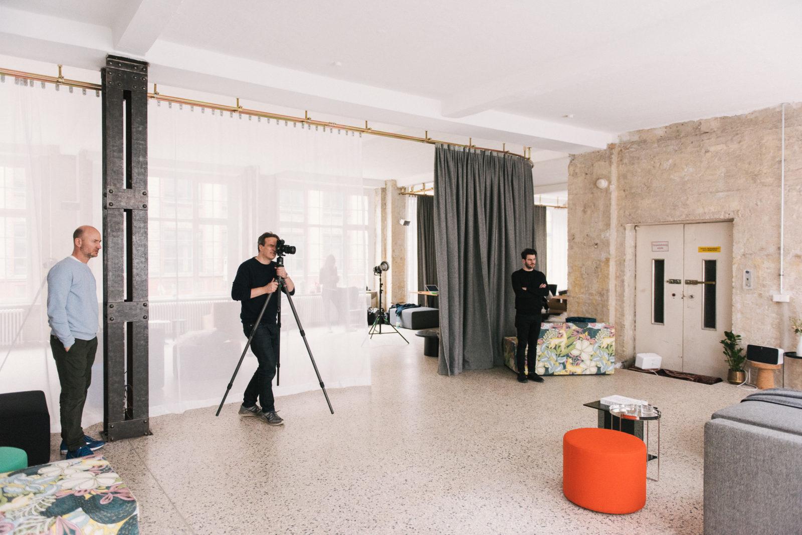 e15 product shoot