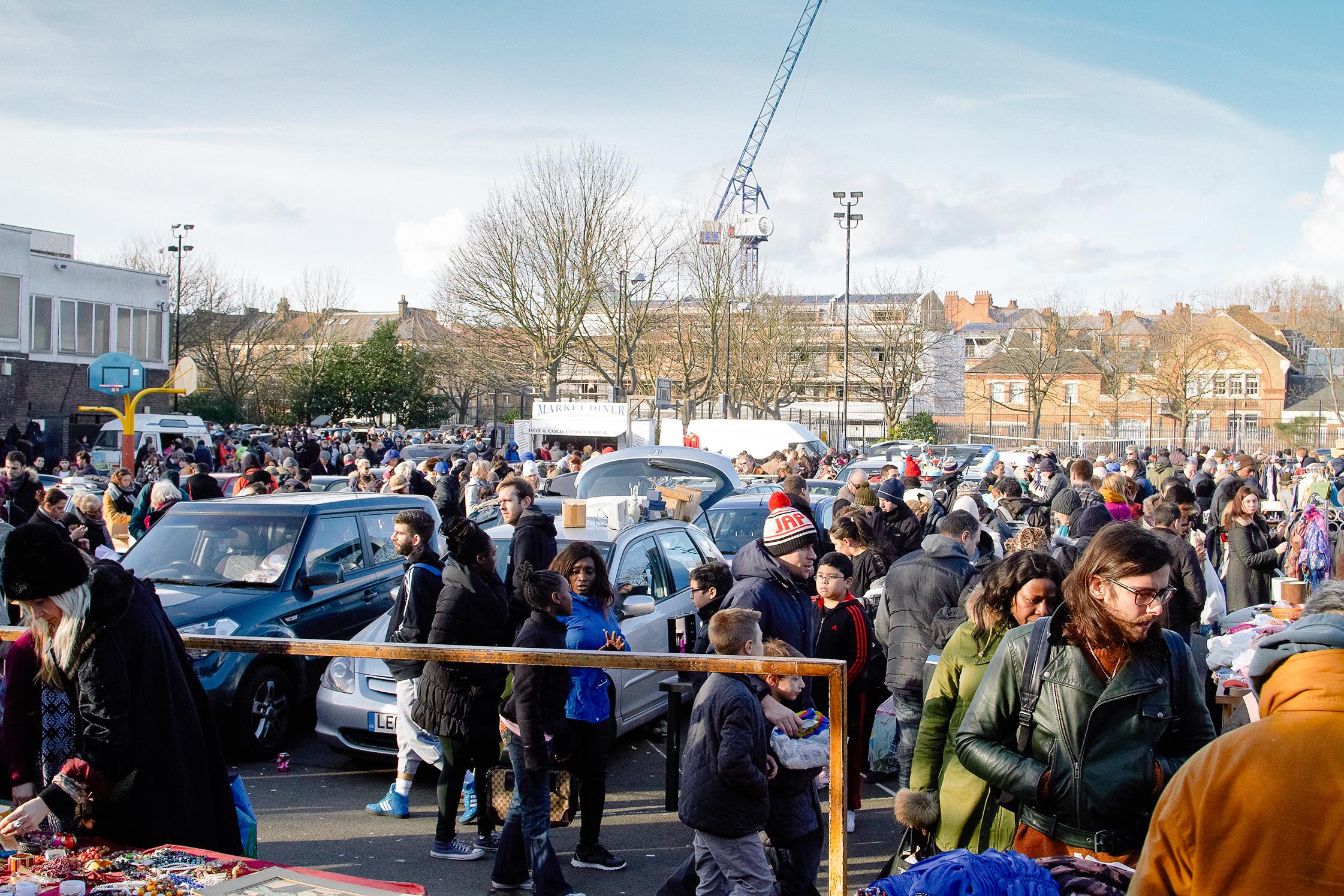 Freunde von Freunden_Battersea Car Boot Sale