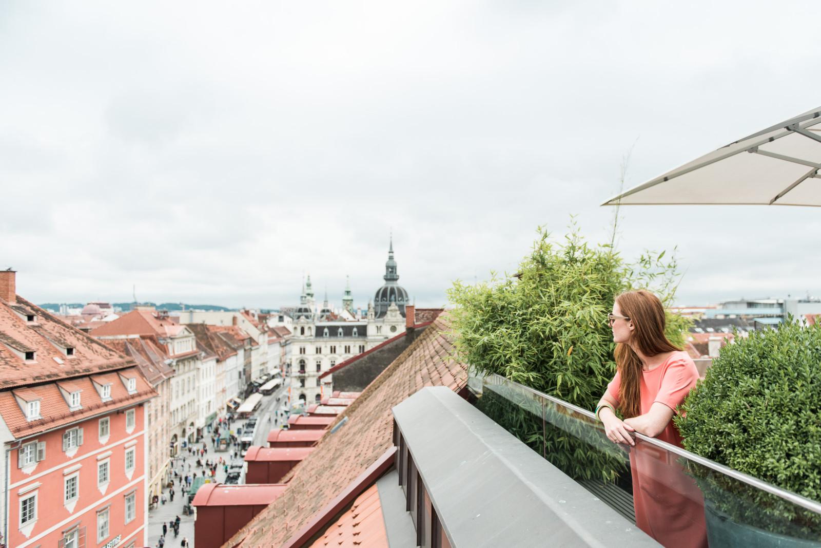 Graz, Styria with Rachael Vance