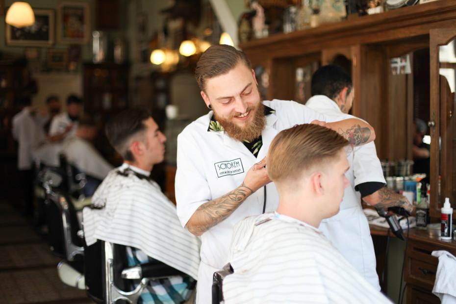 The Schorem Haarsnijder En Barbier in Rotterdam