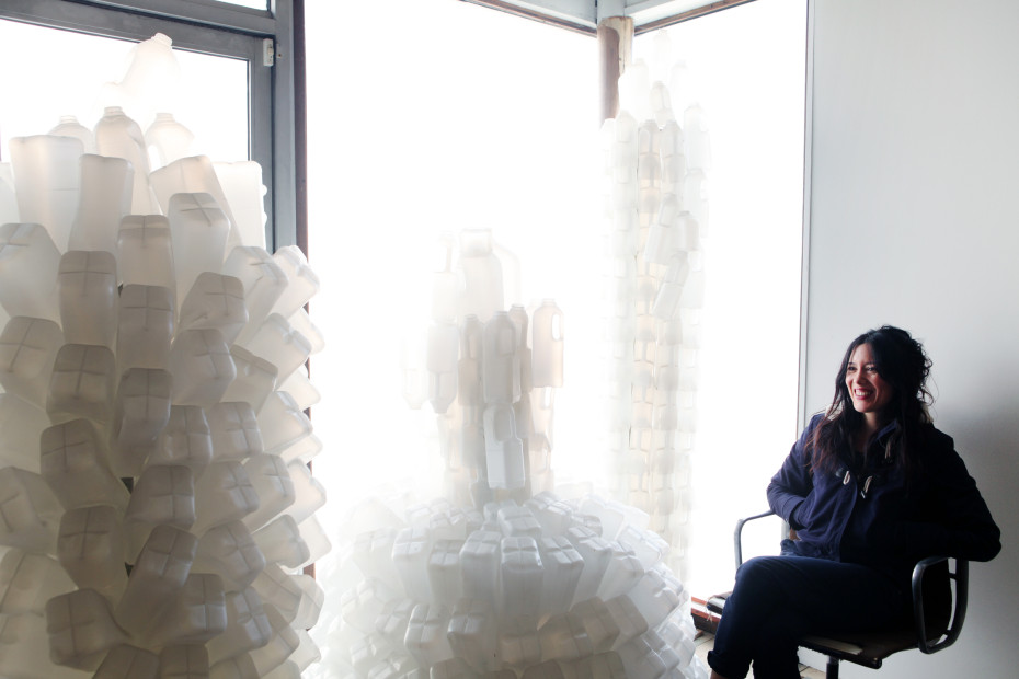 Freunde von Freunden — Gayle Chong Kwan — Artist, Apartment & Neighborhood, Leytonstone, London — http://www.freundevonfreunden.com/interviews/gayle-chong-kwan/