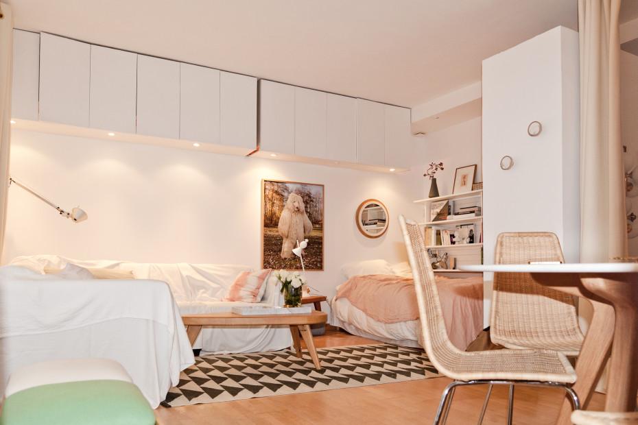 Freunde von Freunden — Gesa Hansen — Designer & Art Director, Apartment, 2nd Arrondissement, Paris — http://www.freundevonfreunden.com/interviews/gesa-hansen/