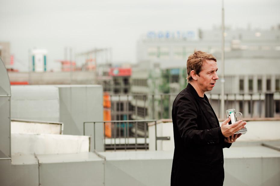 Freunde von Freunden — Gilles Peterson — Producer and DJ,  Hotel Rooftop, Berlin-Mitte — http://www.freundevonfreunden.com/interviews/gilles-peterson/
