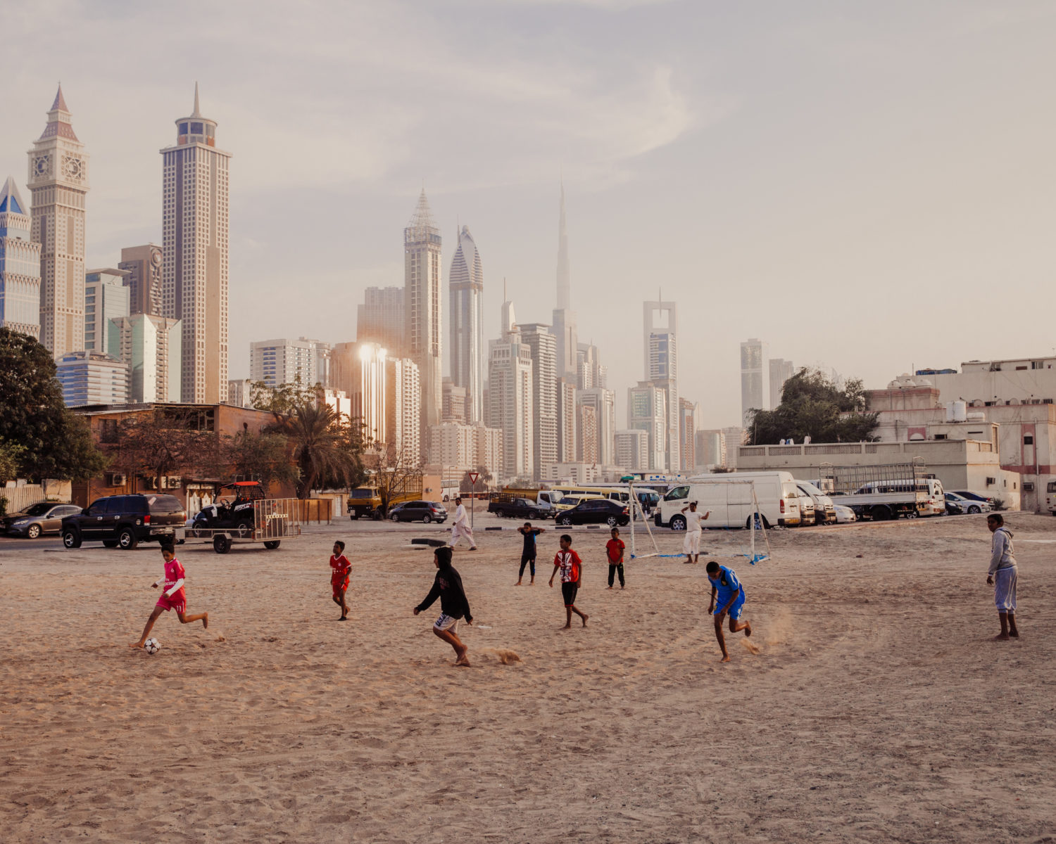 Going beyond stereotypes of the United Arab Emirates with ...