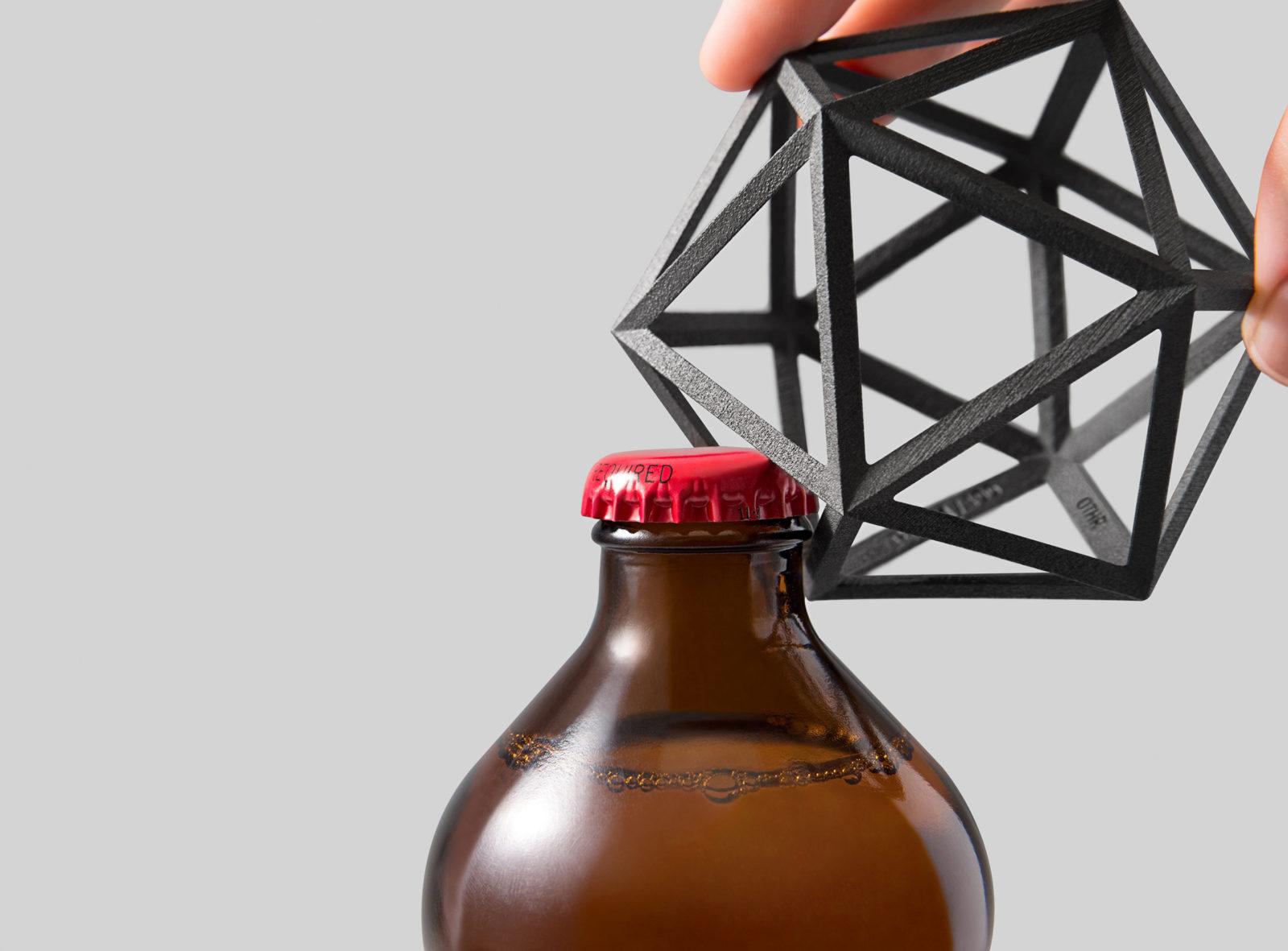 Ico Bottle Opener for OTHR