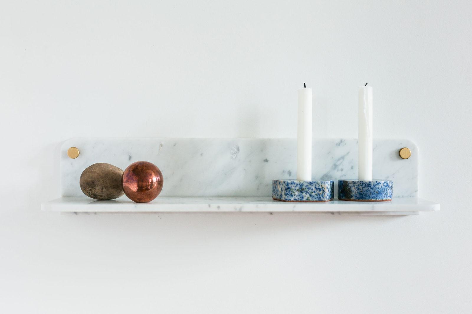 Stone Shelf - Photo: Brian Ferry
