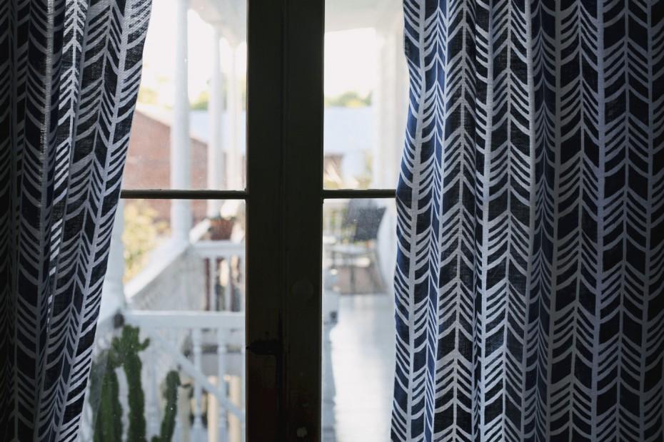 Freunde von Freunden — (English) Harper Poe — Textile Designer, Apartment and Studio, Elliotborough, Charleston —