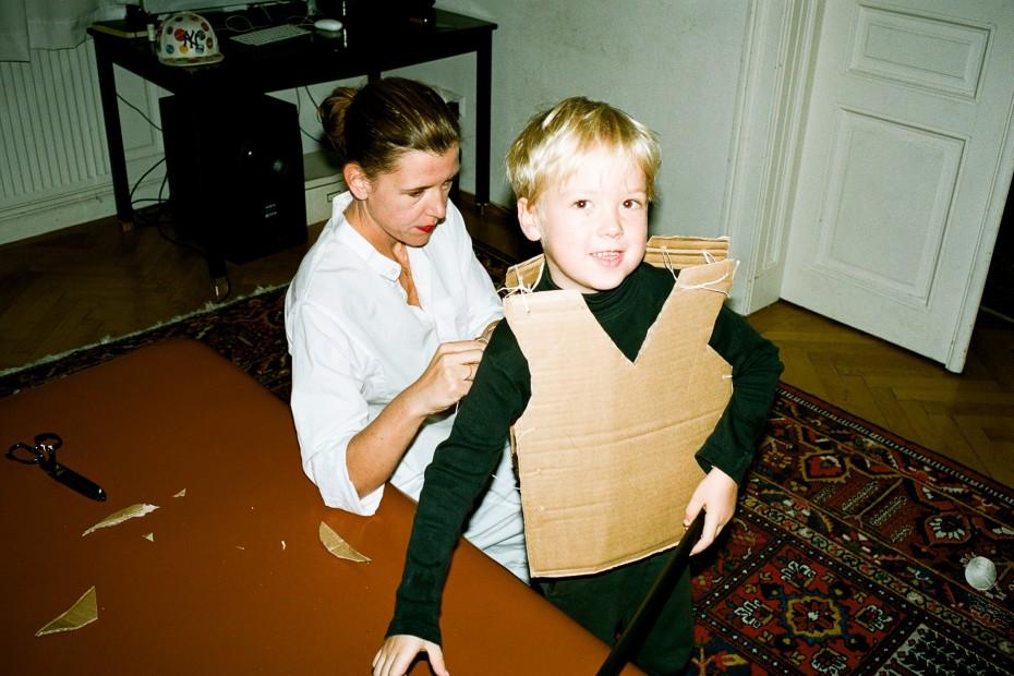 Freunde von Freunden — Helga Ruthner — Fashion Designer, Apartment, Mariahilf, Vienna — http://www.freundevonfreunden.com/de/interviews/helga-ruthner/