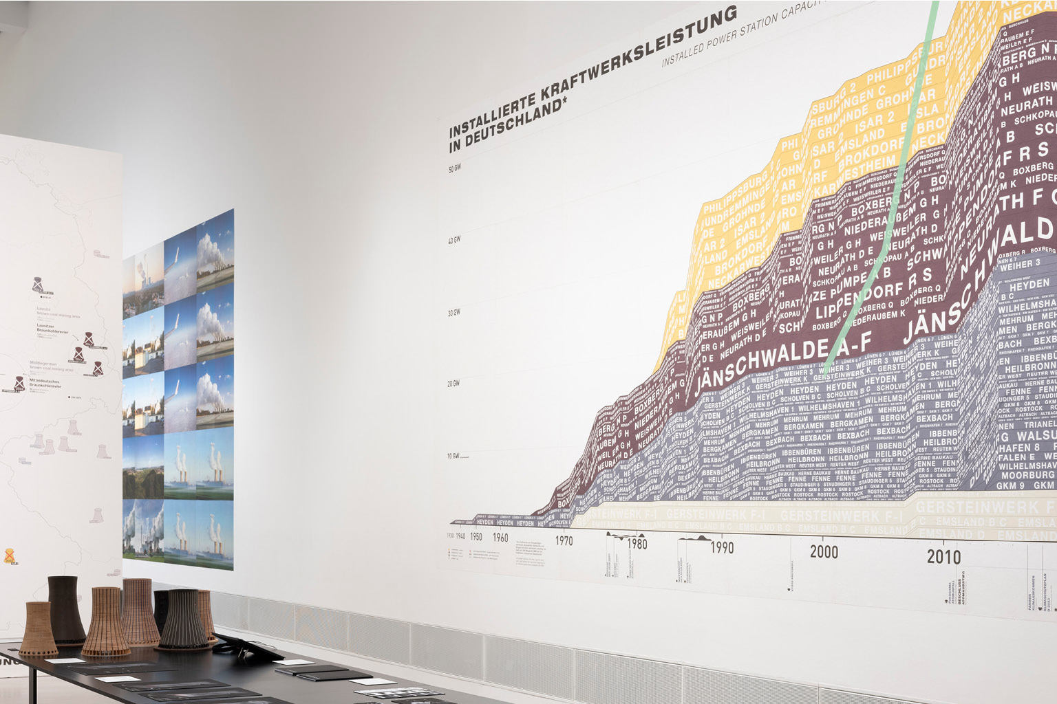 Fazit (2019) – Realities United's exhibition on the future use of decommissioned power plants