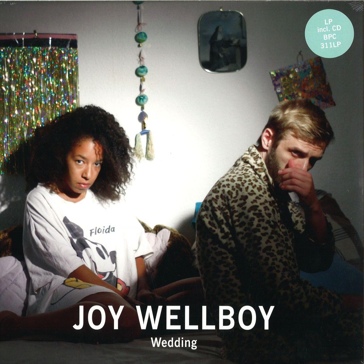 Joy Wellboy - Wedding