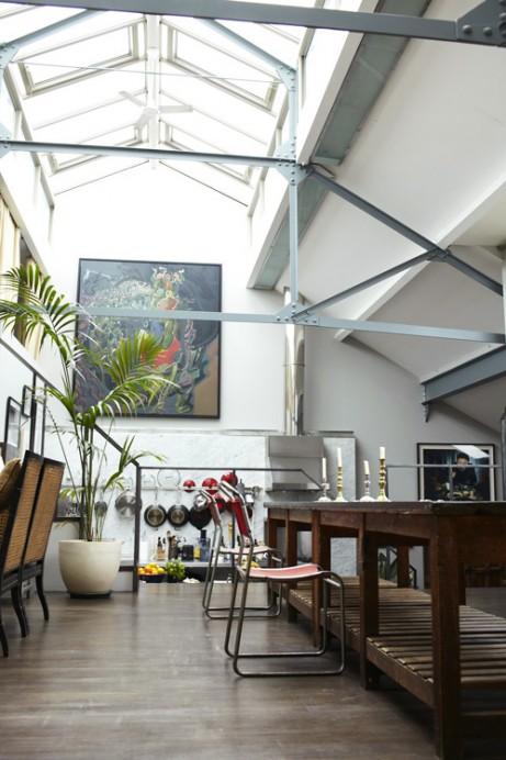 Freunde von Freunden — Hugo Tillman — Artist and Photographer, House, Holloway, London — http://www.freundevonfreunden.com/interviews/hugo-tillman/