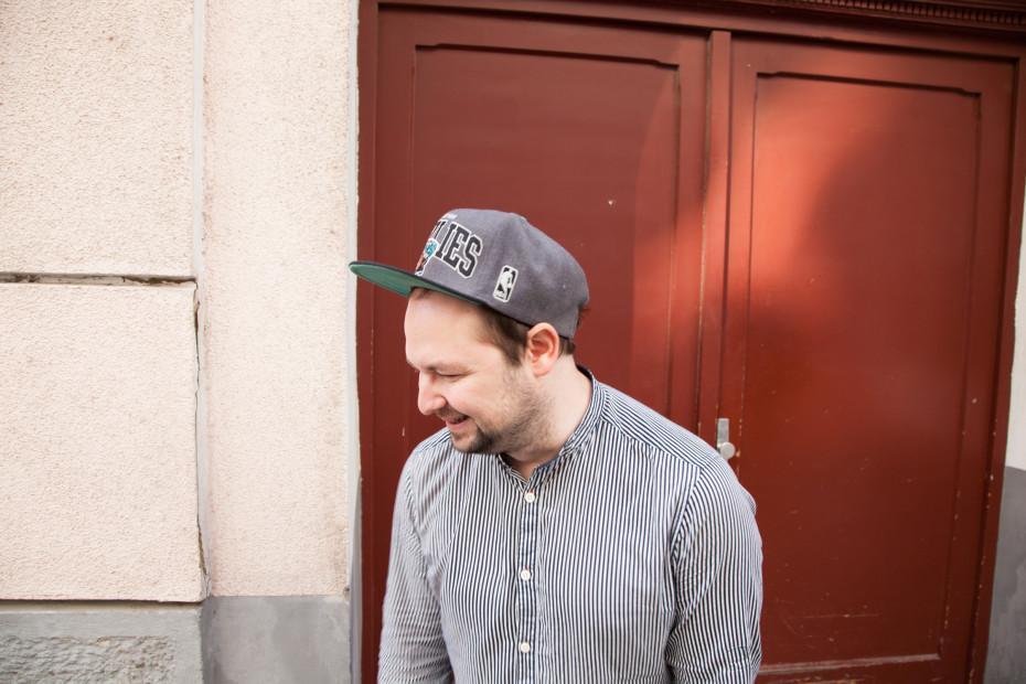 Freunde von Freunden — Ilias Dahimène — Founder and Owner of Sea You , Studio, Leopoldstadt, Vienna  — http://www.freundevonfreunden.com/workplaces/ilias-dahimene/