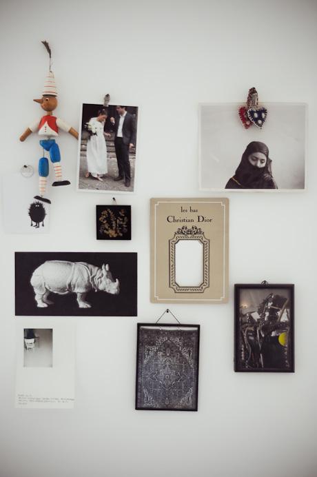 Freunde von Freunden — Ines Colmorgen + André Wyst — Unternehmerin und Art Director, Apartment, Berlin-Mitte —