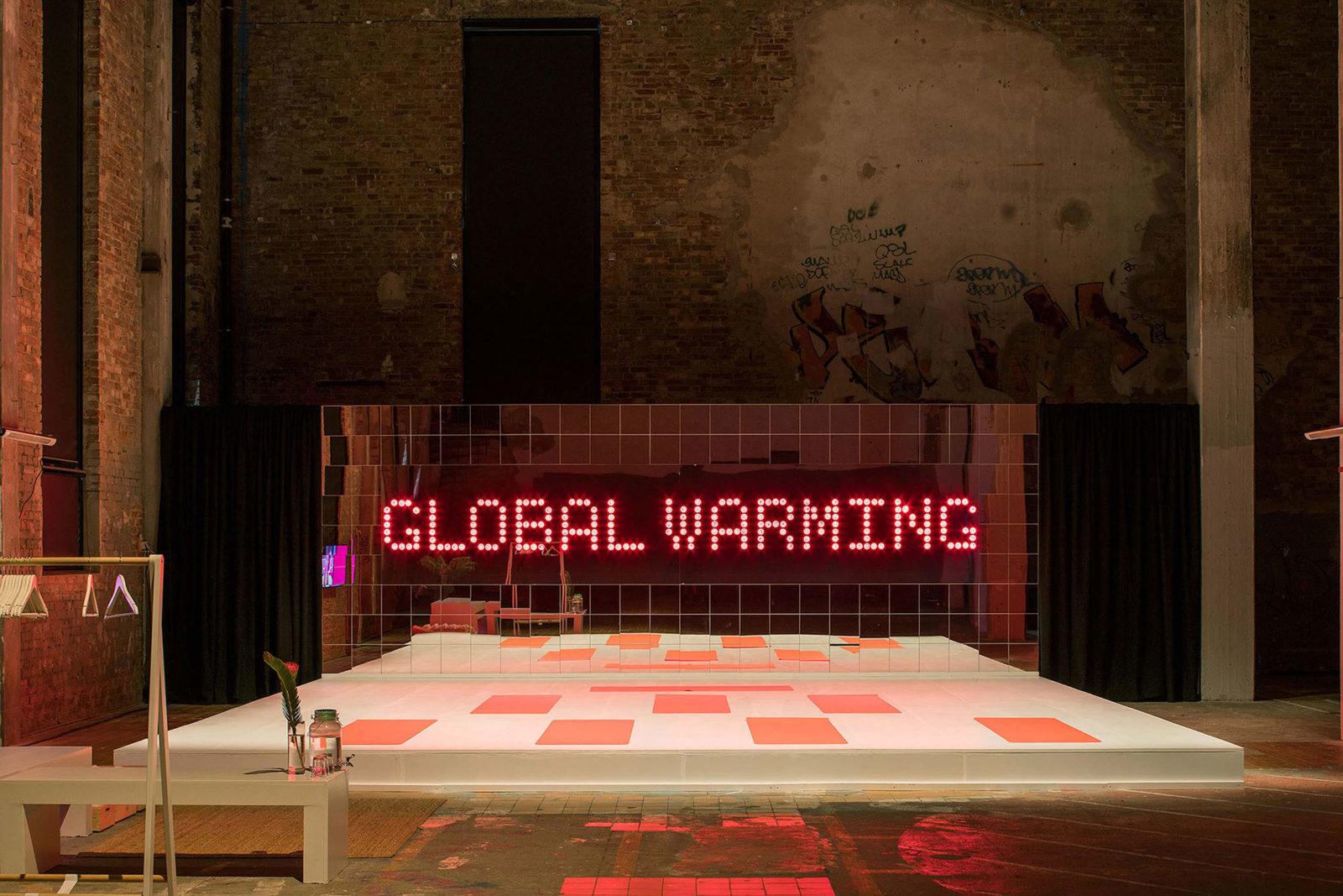 (EN) Global Warming Hot Yoga Studio, 2016
