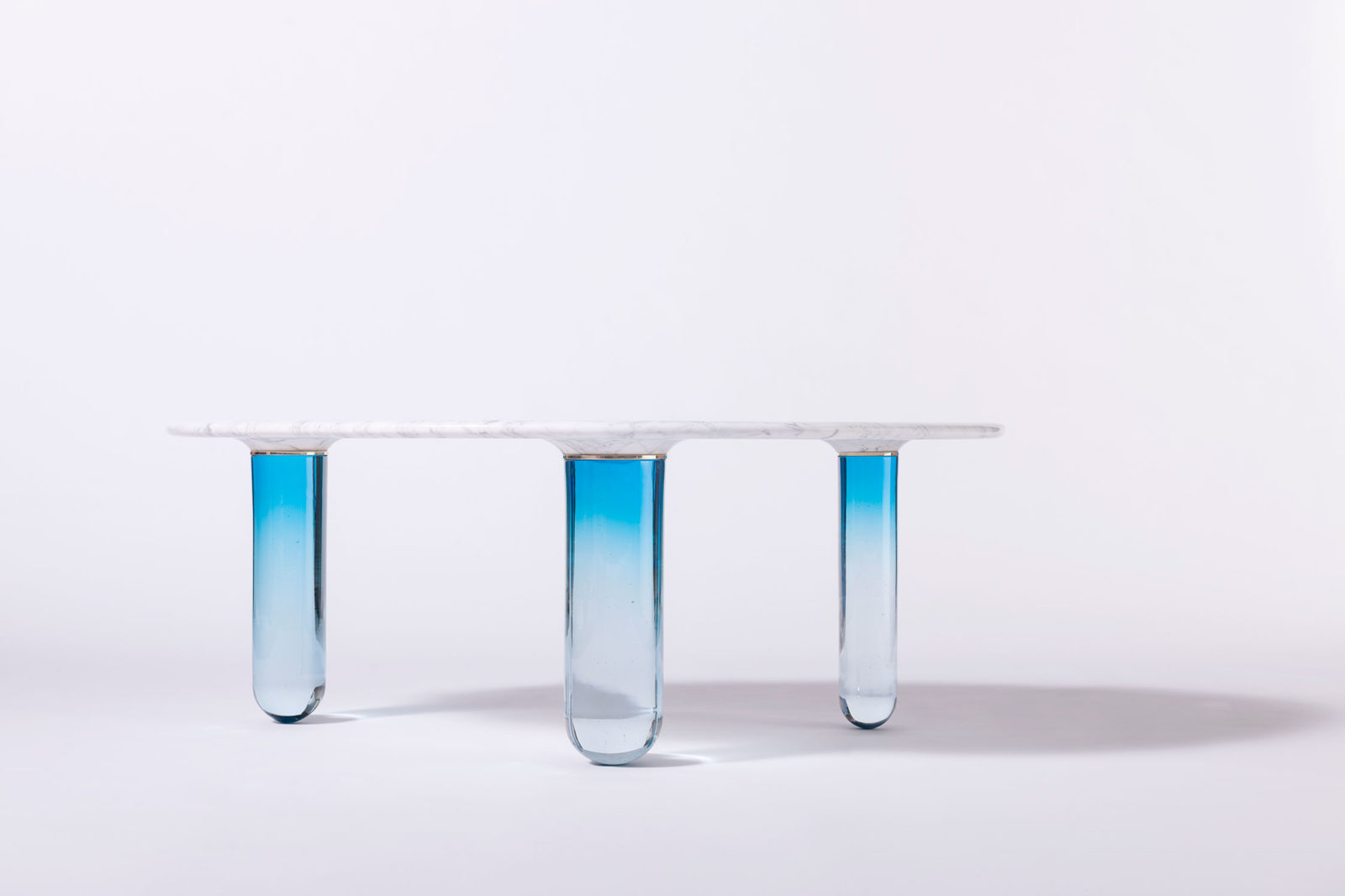 Galilee Coffee Table for Amen&Amen, 2016  Photo: Andreas Zimmerman