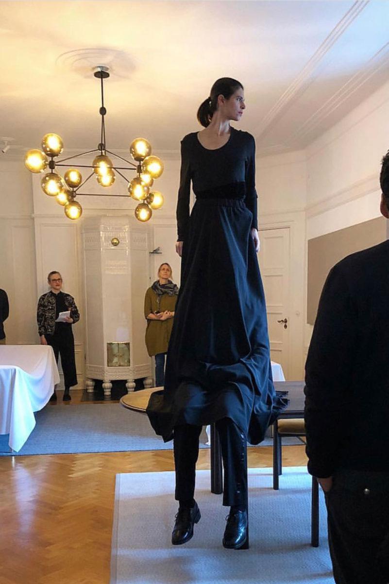 Performance at De La Espada, Lisbon