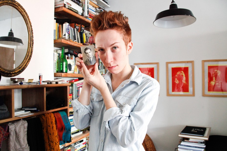 Freunde von Freunden — (English) IO Tillett Wright — Photographer and Writer, Apartment, New York City, Brooklyn —