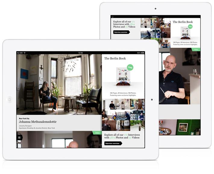 Tourdulich iPad App