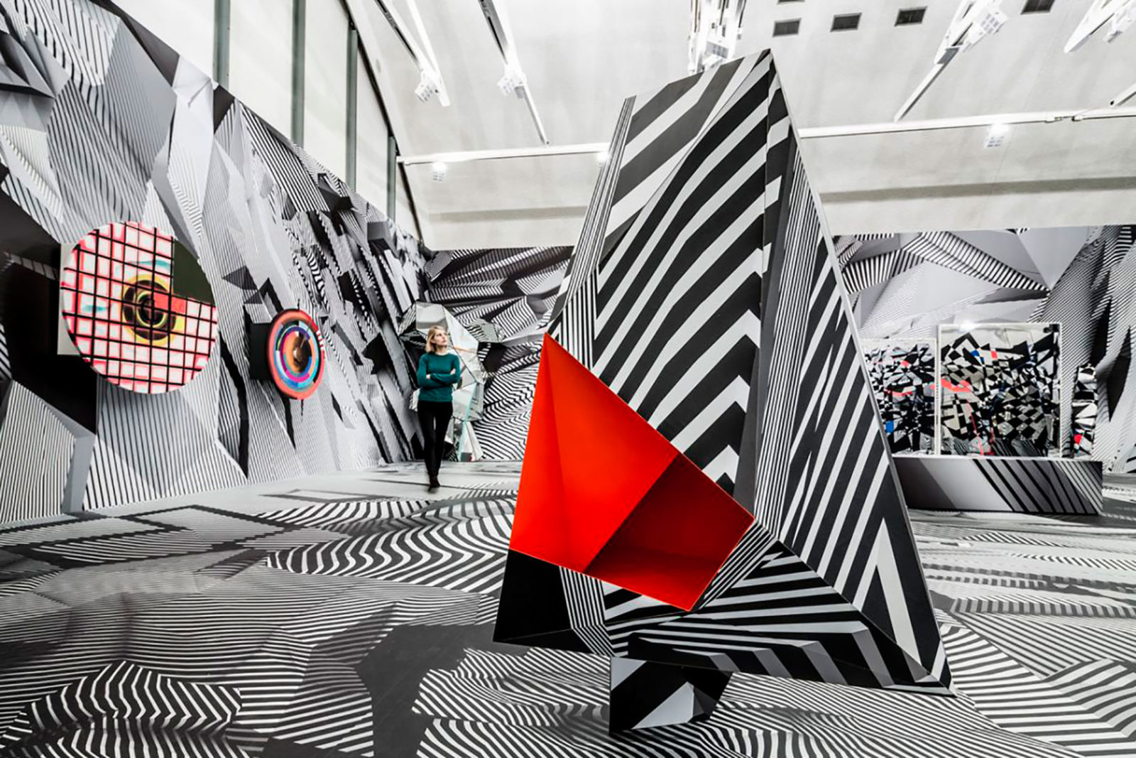 Tobias Rehberger, Home and Away and Outside, Schirn Kunsthalle, Frankfurt, 2014