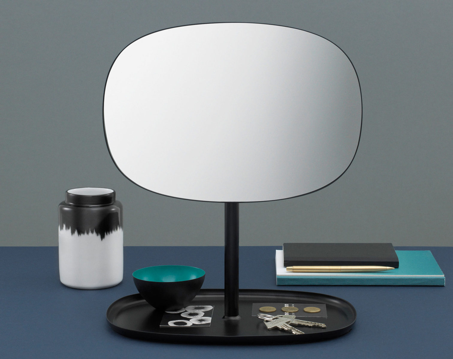 Flip Mirror designed for Normann Copenhagen.
