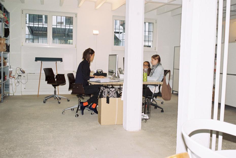 Freunde Von Freunden Jeannette Frank Urech Fashion Designer Interior Architect Apartment