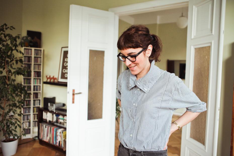 Freunde von Freunden — Jenna Brinning — Developer bei Tumblr, Apartment, Berlin-Friedrichshain — http://www.freundevonfreunden.com/de/interviews/jenna-brinning/
