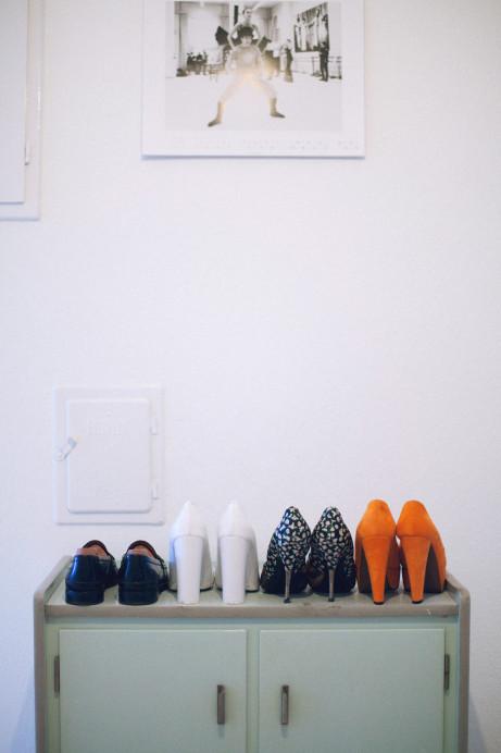 Freunde von Freunden — Jennifer Wiebking — Fashion Journalist, Apartment, Frankfurt — http://www.freundevonfreunden.com/interviews/jennifer-wiebking/