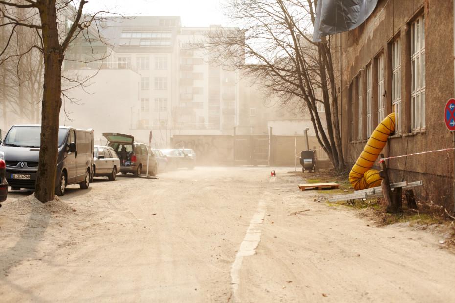 Freunde von Freunden — Jeongmoon Choi — Artist, Studio, Prenzlauer Berg, Berlin — http://www.freundevonfreunden.com/workplaces/jeongmoon-choi/