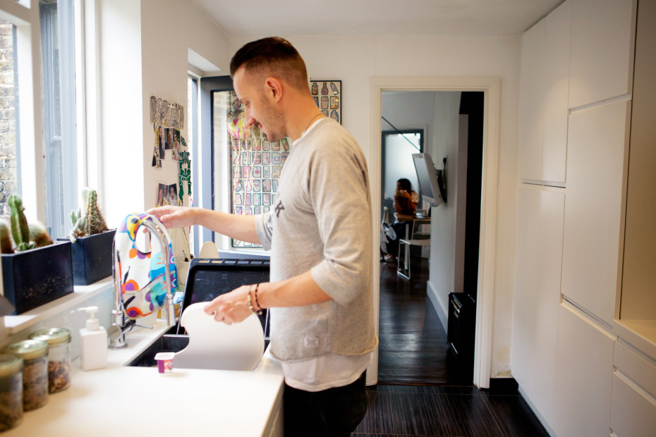 Freunde von Freunden — Jo Sindle & Kyle Stewart — Shop Owners at Goodhood, East End, London  — http://www.freundevonfreunden.com/interviews/jo-sindle-and-kyle-stewart/