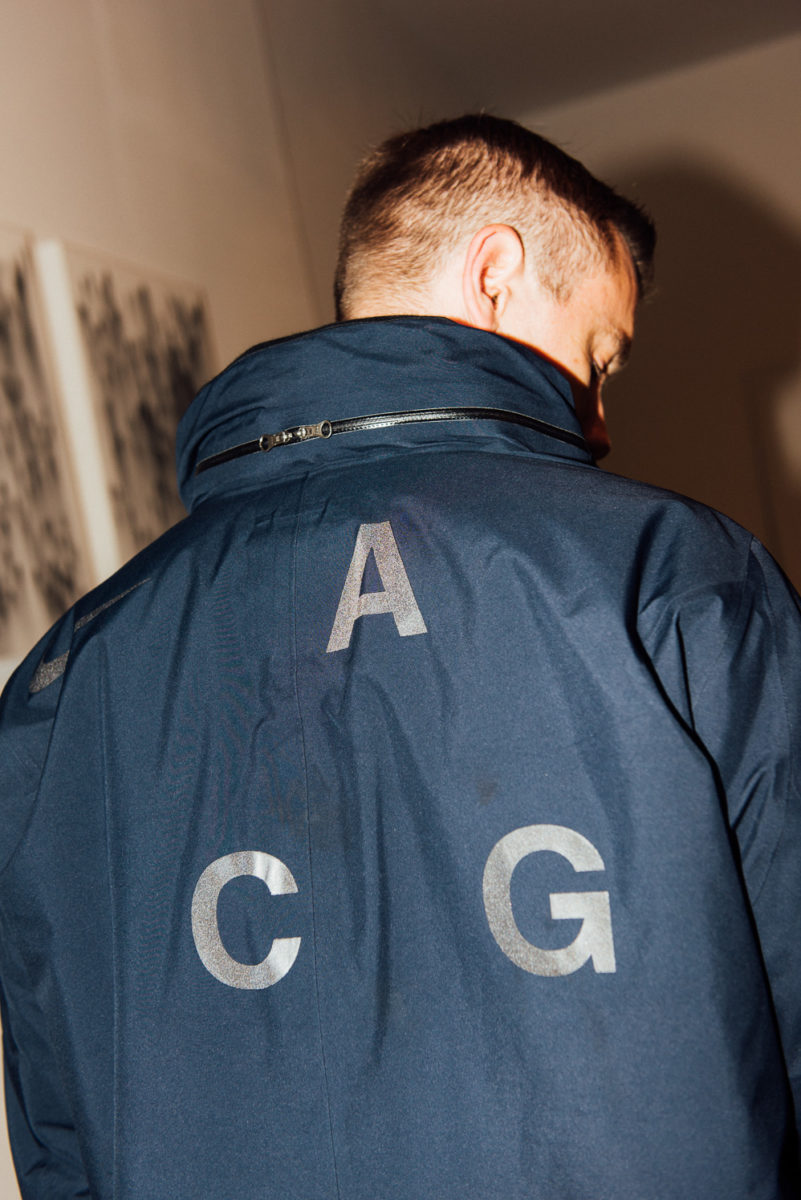 Nike ACG Trench Coat (Gore-Tex). A/W 2015/2016