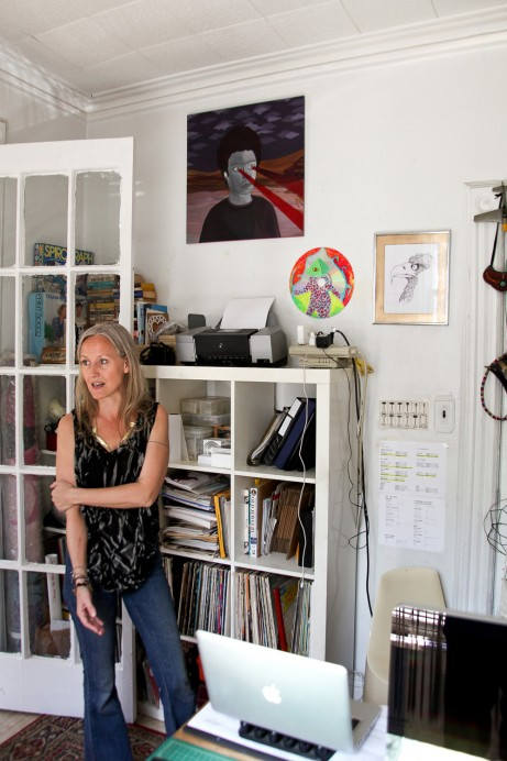 Freunde von Freunden — Johanna Methusalemsdottír — Jewelry Designer, Apartment, Brooklyn & Jewelry District, New York — http://www.freundevonfreunden.com/interviews/johanna-methusalemsdottir/