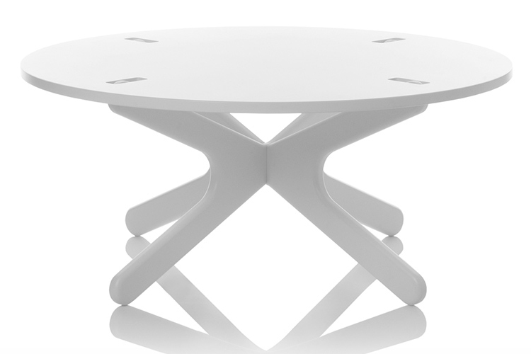 The XOX Coffee Table, Designed for Casamania by Frezza
