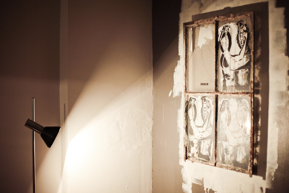 Freunde von Freunden — Kelsey Brookes — Artist, Apartment and Gallery, Berlin-Kreuzberg and Mitte —