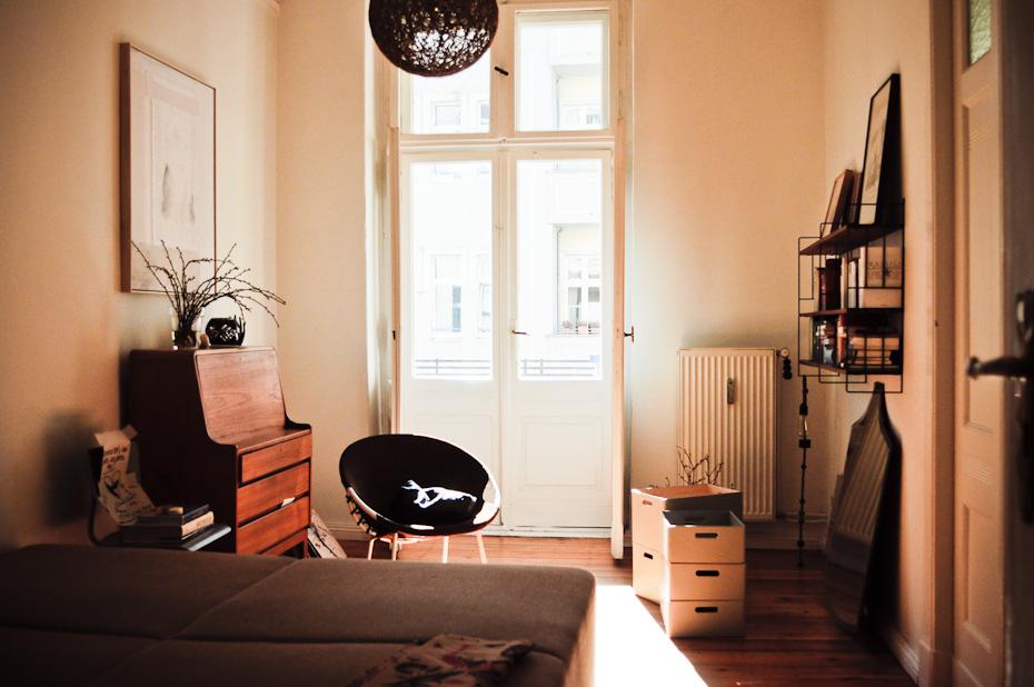 Freunde von Freunden — Kirsten Hermann — Galeristin, Apartment und Galerie, Berlin-Mitte — http://www.freundevonfreunden.com/de/interviews/kirsten-hermann/