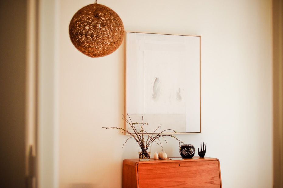 Freunde von Freunden — Kirsten Hermann — Galeristin, Apartment und Galerie, Berlin-Mitte —