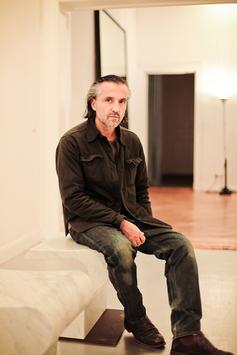 Freunde von Freunden — Kostas Murkudis — Designer, Showroom, Berlin-Mitte — http://www.freundevonfreunden.com/de/interviews/kostas-murkudis/