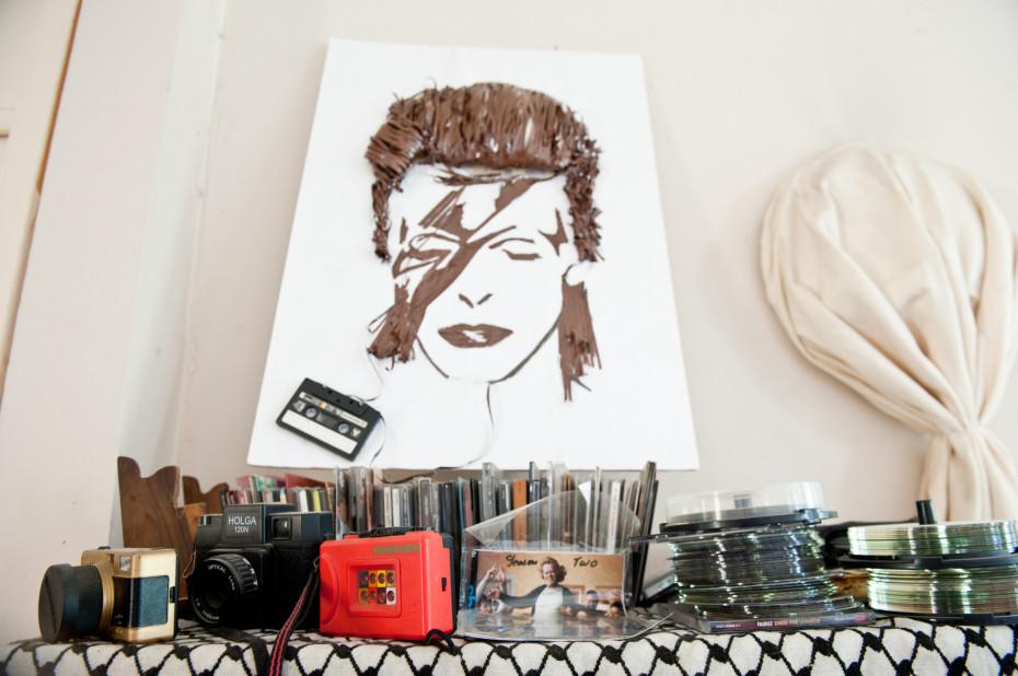 Freunde von Freunden — Lamia Choucair — Visual Merchandiser, Apartment, Mar Mikhael, Beirut — http://www.freundevonfreunden.com/interviews/lamia-choucair/