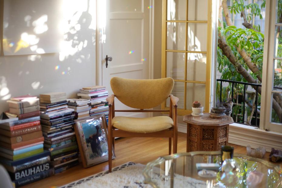 Freunde Von Freunden Lauren Spencer King Artist Studio Apartment Echo Park
